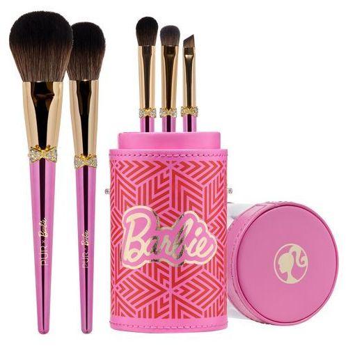 Pür x barbie™ brush 'n sparkle signature cruelty free brush set PÜr - Ekstra oferta