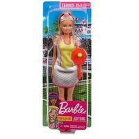 Lalka Barbie Kariera Tenisistka
