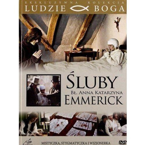 Praca zbiorowa Bł. anna katarzyna emmerick + film dvd (9788362377343)