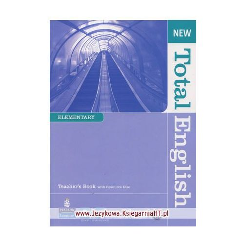 New Total English Elementary, Teacher's Book (2011)