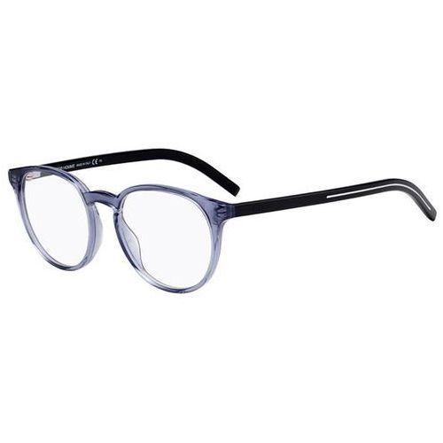 Okulary korekcyjne black tie 251 pjp Dior