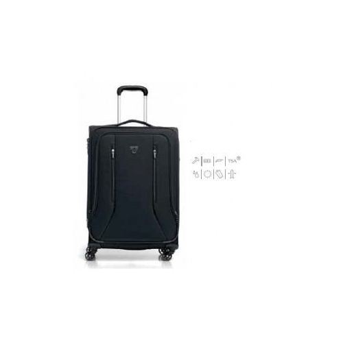 RONCATO walizka średnia z kolekcji CITY 4 koła materiał Nylon/ Polyester zamek szyfrowy TSA