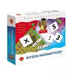 Alexander Wyścig matematyczny. wersja big. gra edukacyjna