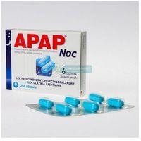 Tabletki APAP NOC 6 tabletek