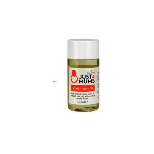 Stretch mark oil (w) olejek przeciw rozstępom 100ml Just 4 mums