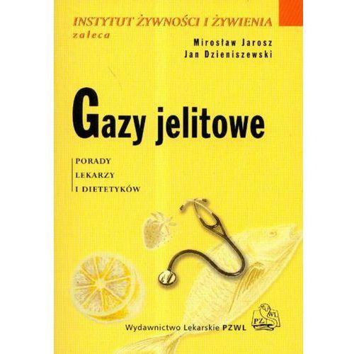 Gazy jelitowe. Seria Instytut Żywności i Żywienia Zaleca (116 str.)