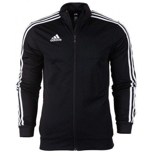 Bluza męska adidas Tiro 19 Training czarna DJ2594, rozpinana