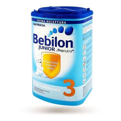Bebilon Junior 3 z Pronutra+ prosz. - 800 g