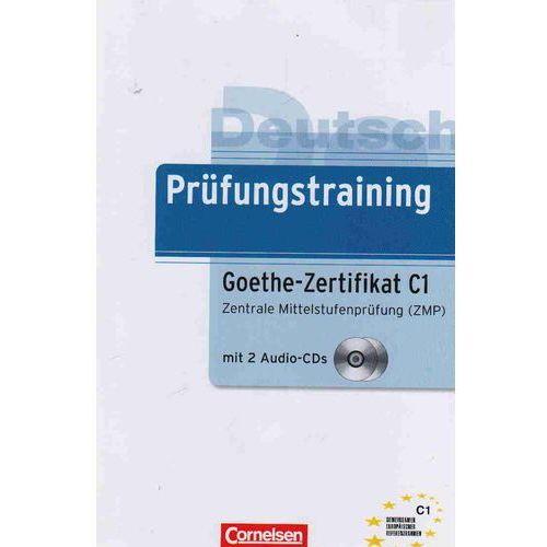 Prufungstraining Goethe-Zertifikat C1 + Cd, Dittrich Roland