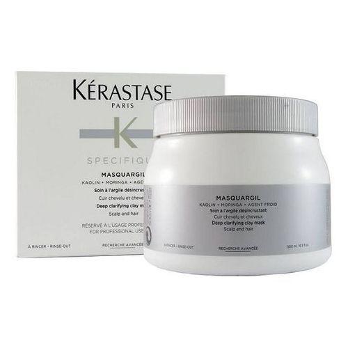 Kerastase specifique masquargil | głęboko oczyszczająca maska z glinką 500 ml