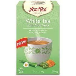 Biała herbata  YOGI TEA Dystrybutor: Bio Planet S.A., Wilkowa Wieś 7, 05-084 Leszno k biogo.pl - tylko natura