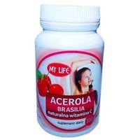 Acerola C Brasilia, tabl., naturalna wit.C, 100 szt (5902020143093)