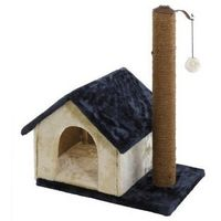 Ferplast domek - drapak dla kota (74020014)