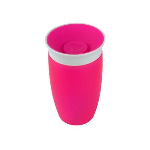 Munchkin Miracle® 360° Kubek Niekapek 296 ml kolor różowy