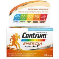 CENTRUM Energia x 30 tabletek