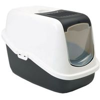 Savic Toaleta dla kota Nestor czarna, KSAV009