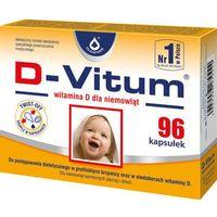D-VITUM DLA NIEMOWLĄT 96 kaps. (5904960011289)
