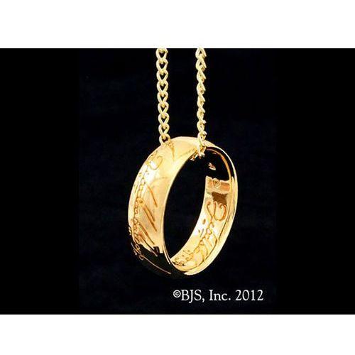 Badali jewelry Lotr gollum gold necklace (gg-01)