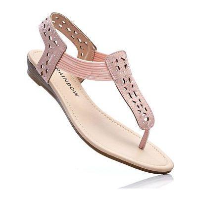 Sandały damskie Bonprix bonprix