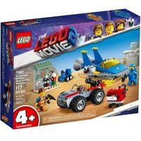 70821 WARSZTAT EMMETA I BENKA (Emmet and Benny's 'Build and Fix' Workshop!) KLOCKI LEGO MOVIE 2