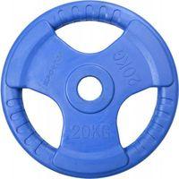 Obciążenie SPORTOP FI 51 Niebieski (20 kg)