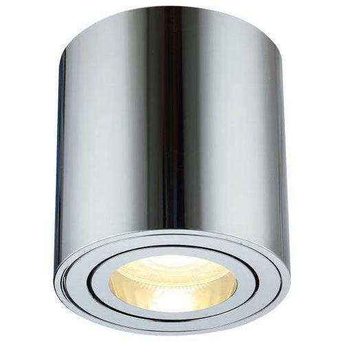 Spot lampa sufitowa mini c1300 1l cr natynkowa oprawa mini bross tuba chrom (Auhilon)