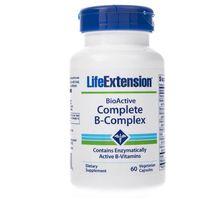 Kapsułki Life Extension Bioactive Complete B-Complex - 60 kapsułek