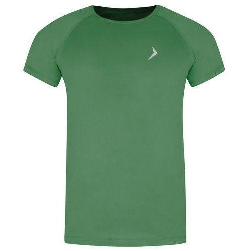 Outhorn Koszulka męska termoaktywna tsmf600 - zielony (5901965472121)