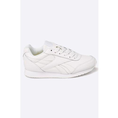 Reebok Classic Buty dziecięce Royal Cljog Sportowe białe