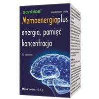 Memoenergia MemoenergiaPlus– na kocentracje, pamięć, przemęczenie