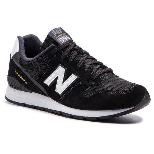 Sneakersy - mrl996pk czarny, New balance, 41.5-44
