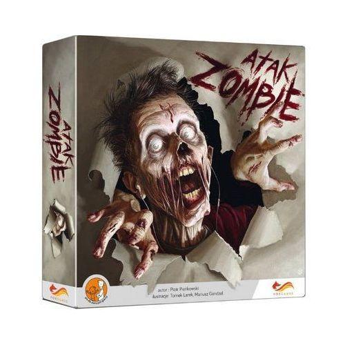 Foxgames . atak zombie - gra planszowa