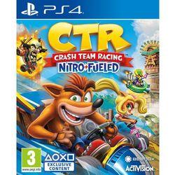 Activision Crash team racing nitro-fueled ps4