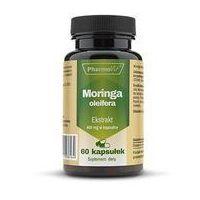 Moringa ekstrakt 4:1 400mg 60 kaps.