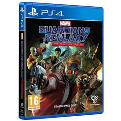 Marvel's guardians of the galaxy the telltale series ps4 marki Telltale games