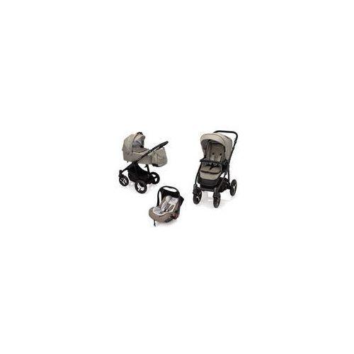 Baby design W�zek wielofunkcyjny 3w1 lupo comfort + leo (beige)