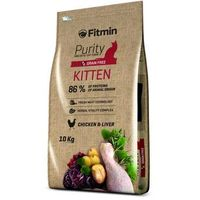 FITMIN Purity Kitten 10kg - 10000 (8595237013449)
