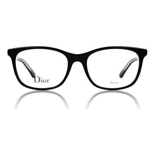 Okulary korekcyjne montaigne 18 g99 Dior