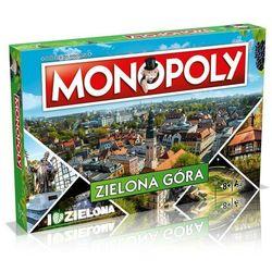 Gra monopoly zielona góra marki Winning moves