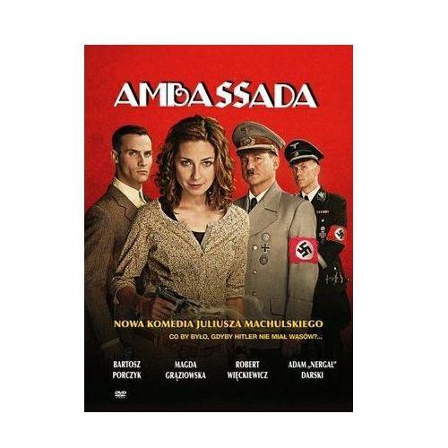 Agora Ambassada dvd + zakładka do książki gratis (9788326813115)