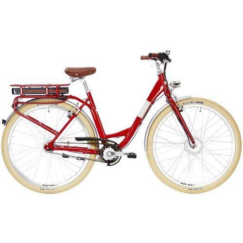 Charlotte Rower Elektryczny Miejski Kobiety Czerwony 50 Cm 28