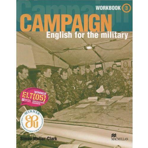 Campaign 3 Workbook (zeszyt ćwiczeń) & Audio CD Pack (96 str.)