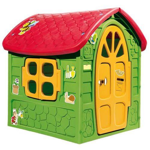 Dohany domek ogrodowy zielony (5997404502788)