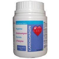CardioArgin (L-Arginina, Astaksantyna, Acerola, Tauryna) 220g