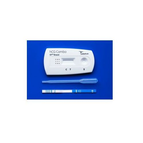 Hydrex Combo test ciążowy hcg (mocz/surowica, czułość 20 miu/ml)