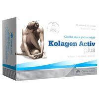 Tabletki Olimp KOLAGEN Activ Plus 80 tabletek do ssania