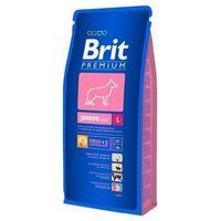 junior l - 30kg (15kgx2) marki Brit premium