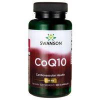 Swanson Koenzym Q10 120 mg 100 kapsułek (0087614023656)