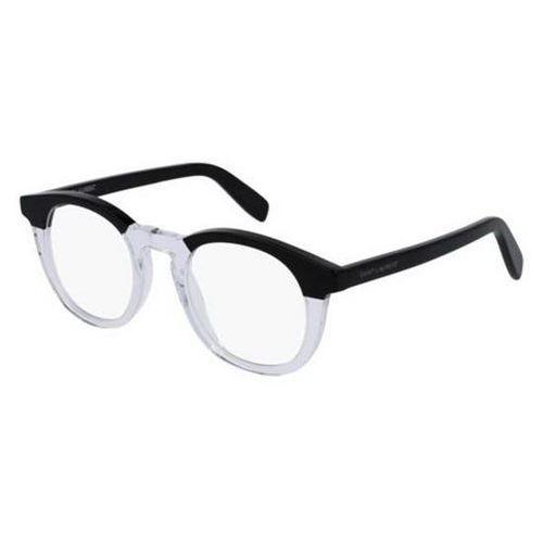 Okulary korekcyjne sl 145 008 Saint laurent