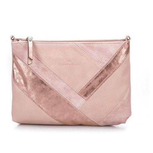 0322db6f8b954 ▷ Torebka damska amalia, różowy (Tom Tailor) - opinie / ceny ...